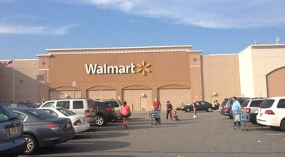 Photo of Discount Store Walmart at 2100 88th St, North Bergen, NJ 07047