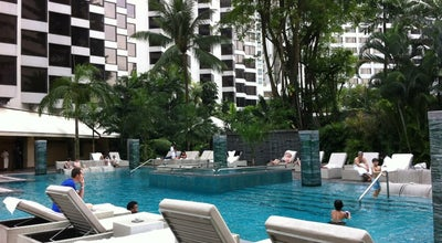 Photo of Hotel Grand Hyatt Singapore at 10 Scotts Road Grand Hyatt Singapore, Singapore 228211, Singapore