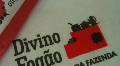 Photo of Brazilian Restaurant Divino Fogao at Av. Paulista 2064 Ps 13 Ps 14, Sao Paulo 01310-928, Brazil