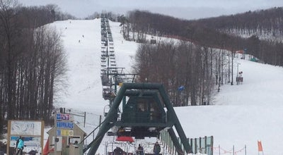Photo of Tourist Attraction Whitetail Mountain Resort at 13805 Blairs Valley Rd, Mercersburg, PA 17236, United States