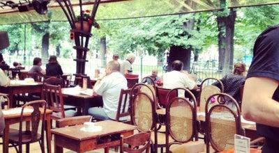 Photo of Cafe Bunkier Sztuki Café at Plac Szczepański 3a, Kraków 31-011, Poland