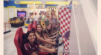 Photo of Arcade Planet Park at Pantanal Shopping, Cuiabá, Brazil