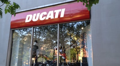 Photo of Other Venue Ducati New York at 155 Avenue Of The Americas, New York, NY 10013