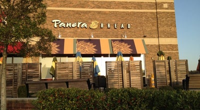 Photo of Cafe Panera Bread at 11525 Cantrell Rd, Little Rock, AR 72212, United States