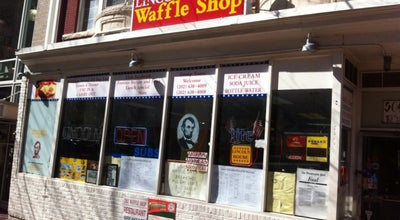 Photo of American Restaurant Lincoln's Waffle Shop at 504 10th St, Washington DC, DC 20004, United States