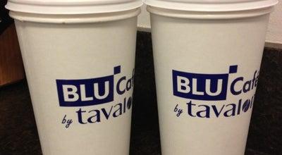 Photo of Restaurant Blu Cafe by Tavalon at 120 Riverside Blvd, New York, NY 10069, United States