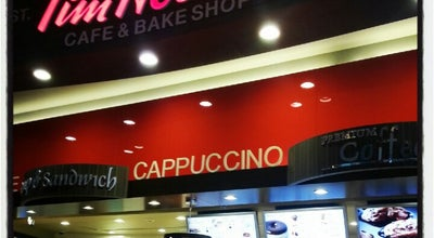 Photo of Coffee Shop تيم هورتنز at The Dubai Mall, Dubai, United Arab Emirates