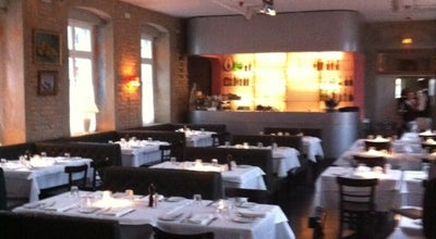 Photo of Modern European Restaurant The Grand Berlin at Hirtenstr. 4, Berlin 10178, Germany