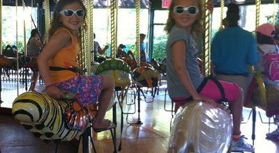 Photo of Theme Park Bug Carousel at The Bronx Zoo, Bronx, NY 10460, United States