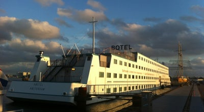 Photo of Hotel Amstel Botel at Ndsm-werf, Amsterdam 1033 RG, Netherlands