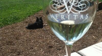 Photo of Vineyard Veritas Vineyard and Winery at 151 Veritas Ln, Afton, VA 22920, United States