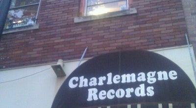 Photo of Record Shop Charlemagne Records at 1924 1/2 11th Ave S, Birmingham, AL 35205, United States