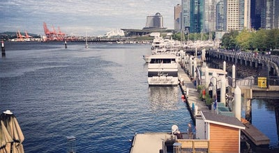 Photo of Seafood Restaurant LIFT Bar Grill View at 333 Menchions Mews, Vancouver, Br V6G 3H5, Canada