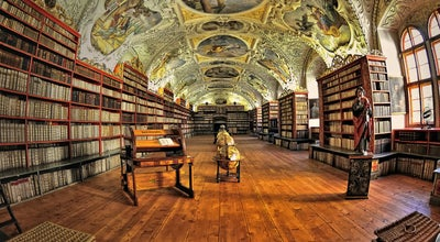 Photo of Library Strahov Monastery at Strahovske Nadvori 1 / 132, Prague 118 00, Czech Republic