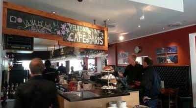 Photo of American Restaurant Cafe Paris at Austurstraeti 14, Reykjavik 101, Iceland