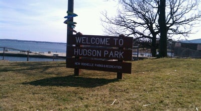 Photo of Park Hudson Park at 1 Hudson Park Rd, New Rochelle, NY 10805, United States