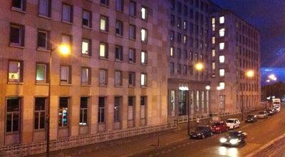 Photo of College Arts Building Maison des Arts et Métiers at 1 Avenue Pierre Masse, Paris 75014, France