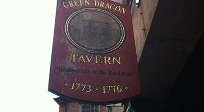 Photo of American Restaurant Green Dragon Tavern at 11 Marshall St, Boston, MA 02108, United States