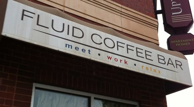 Photo of Cafe Fluid Coffee Bar at 19th And Pennsylvania, Denver, CO 80203, United States