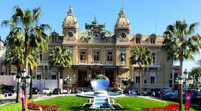 Photo of Plaza Place du Casino at Place Du Casino, Monte-Carlo, Monaco 98000, Monaco