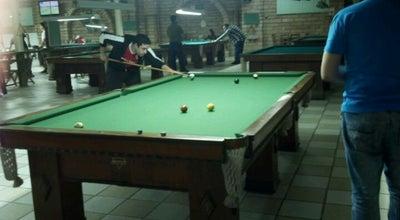Photo of Pool Hall Match Clube De Sinuca at R. Liiberdade, Canoas, Brazil