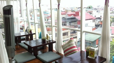 Photo of Cafe Avalon Cafe Lounge at 73 Cầu Gỗ, Hoàn Kiếm, Vietnam