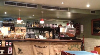 Photo of Cafe Full Stop Cafe at 202 Brick Lane, London E1 6SA, United Kingdom