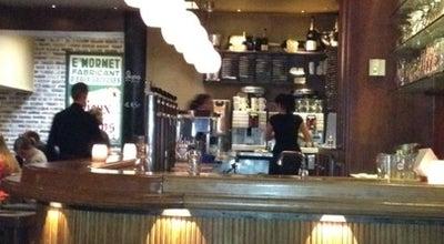 Photo of French Restaurant De Geletterde Mens at Kolonel Dusartplein 48, Hasselt 3500, Belgium