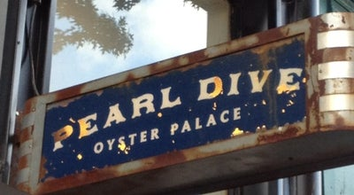 Photo of American Restaurant Pearl Dive Oyster Palace at 1612 14th St Nw, Washington, DC 20009, United States