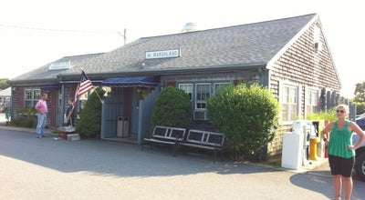Photo of American Restaurant Marshland Restaurants & Bakeries at 109 Route 6a, Sandwich, MA 02563, United States