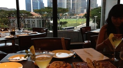Photo of American Restaurant Wooloomooloo Steakhouse at 2 Stamford Road Level 3, Singapore 178882, Singapore