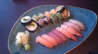 Photo of Japanese Restaurant Sticks'N'Sushi Wimbledon at 58 Wimbledon Hill Road, London SW19 7PA, United Kingdom