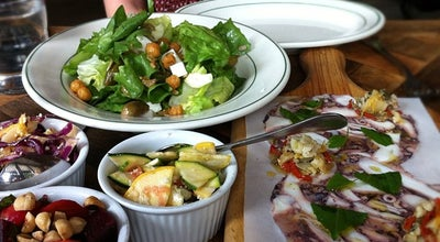 Photo of Italian Restaurant Rosemary's Enoteca & Trattoria at 18 Greenwich Ave, New York, NY 10011, United States