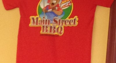 Photo of Other Venue Main Street BBQ at 1620 Highway Z, Pevely, MO 63070