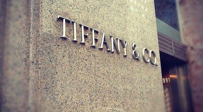 Photo of Jewelry Store Tiffany & Co at 727 5th Ave, New York, NY 10022, United States