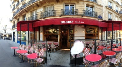 Photo of French Restaurant Loulou Friendly Diner at 90 Bd Saint-germain, Paris 75005, France