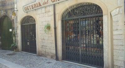 Photo of Italian Restaurant Osteria del Gallo at Via Vitani 16, Como 22100, Italy