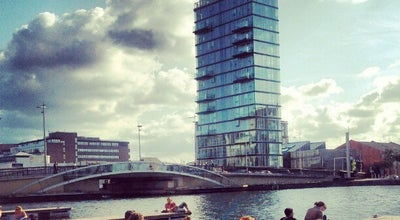 Photo of Plaza Grand Canal Dock at Grand Canal Dock, Dublin 4, Ireland