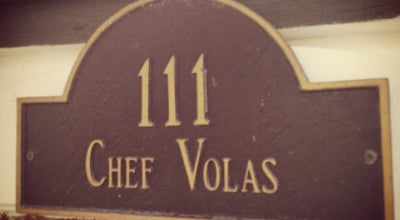 Photo of Italian Restaurant Chef Vola's at 111 S Albion Pl, Atlantic City, NJ 08401, United States