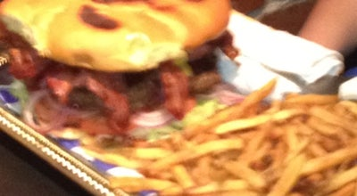 Photo of American Restaurant Fat Guy's Burger Bar at 140 N Greenwood Ave, Tulsa, OK 74120, United States