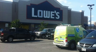 Photo of Hardware Store Lowe's Home Improvement at 299 Banks Ford Parkway, Fredericksburg, VA 22406, United States