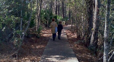 Photo of Trail Robert W. Loftin Nature Trails at the University of North Florida at 1 Unf Dr., Jacksonville, FL 32224, United States