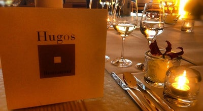 Photo of Restaurant Hugos at Budapester Str. 2, Berlin 10787, Germany