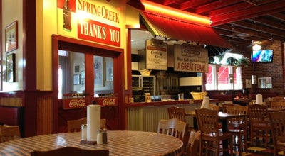 Photo of American Restaurant Spring Creek Barbeque at 25831 Northwest Freeway, Cypress, TX 77429, United States