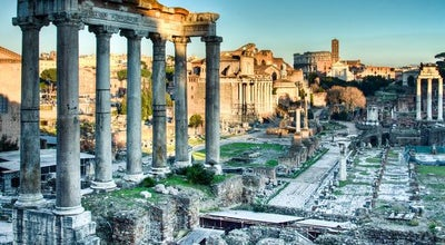 Photo of Historic Site Foro Romano at Via Dei Fori Imperiali, Roma 00186, Italy