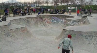Photo of Skate Park Skatepark Parque de Los Reyes at Parque De Los Reyes, Santiago, Chile