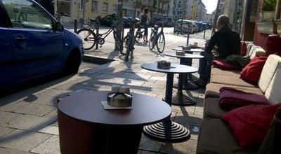 Photo of Cafe Vorstadt-Cafe at Turkenstr. 83, Munich 80799, Germany