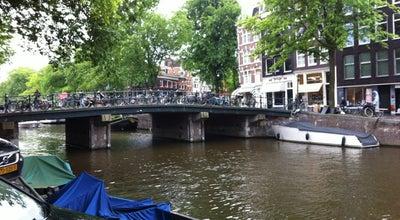 Photo of Hotel Bar Pulitzer's Bar at Keizersgracht 234, Amsterdam 1016 DZ, Netherlands