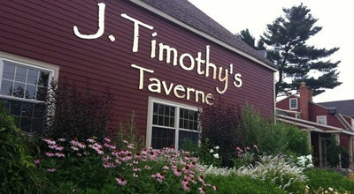 Photo of American Restaurant J Timothy's Taverne at 143 New Britain Ave, Plainville, CT 06062, United States