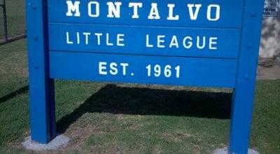 Photo of Baseball Field Montalvo Little League at 1929 Johnson Dr, Ventura, CA 93003, United States